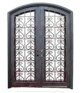 Etonnant Iron Door Gate 10