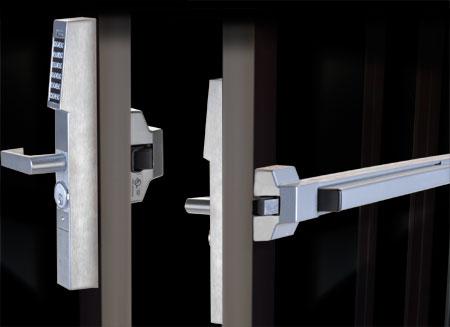 Alarm Lock| Trilogy Combination Lock